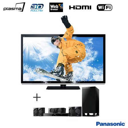 TV Plasma 3D 50