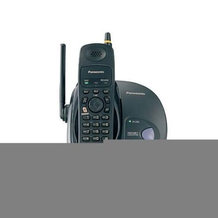 Telefone sem fio 2,4GHZ com Viva-voz Panasonic - KXTG2815LBB