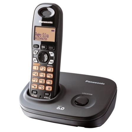 Telefone sem Fio 1.9GHZ Panasonic
