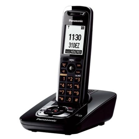 Telefone s/ Fio c/ Secretária Eletrônica Panasonic