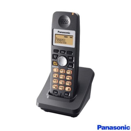 Ramal sem Fio 2,4GHz, Acessório para TG3526 / TG3536 - Panasonic - KXTGA351LBB