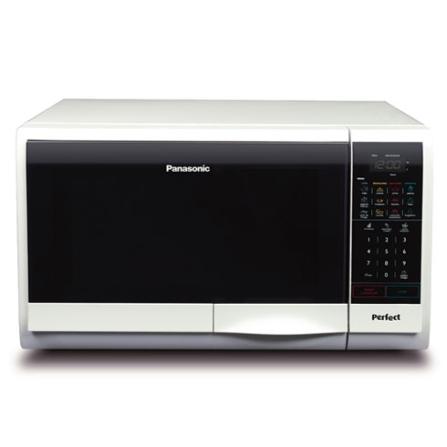 Forno de Microondas 28L 800W Panasonic, 110V, 220V, Branco, De 21 a 29 litros, 12 meses