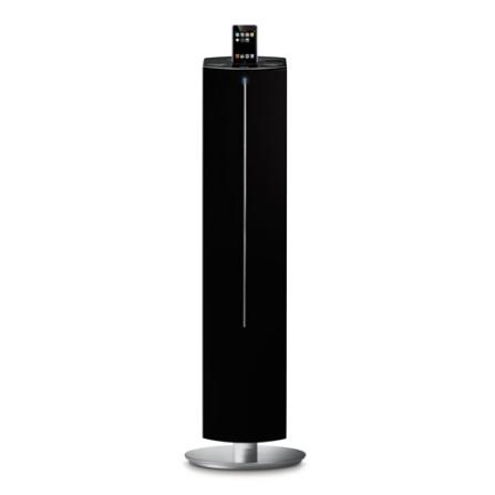 Dock Torre Preto para iPod com Rádio AM/FM - Philips - DC57037