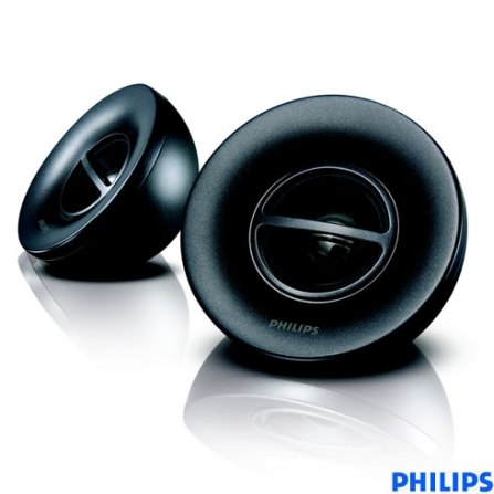Mini Caixa de Som para Mp3 - Philips - SBP1100_00