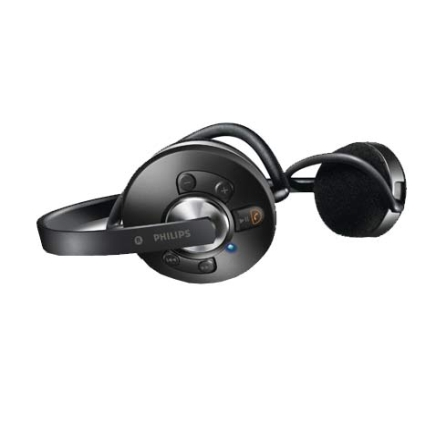 Headset Bluetooth Preto Philips, Preto, Headphone, 06 meses