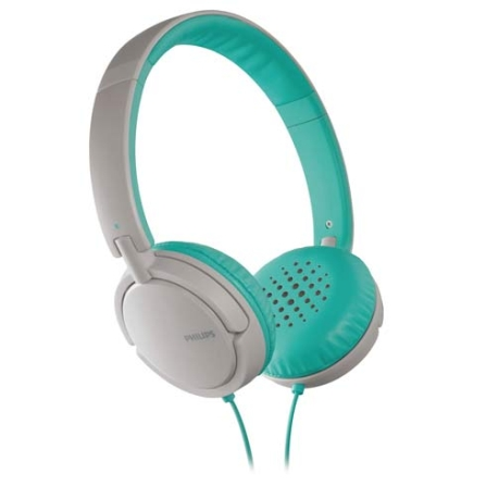 , Cinza e Verde, Headphone, 06 meses