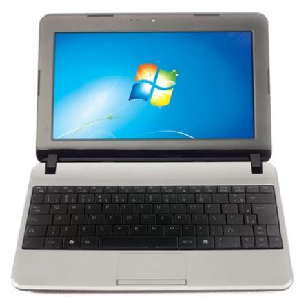 Netbook Positivo Intel Atom, 2GB/ 320GB HD, Não, Não, 320 GB, 2 GB, Sim, Intel Atom, 10.1''