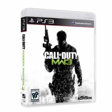 Call of Duty - Modern Warfare 3 para PS3, GM