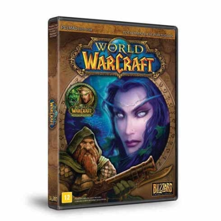 Jogo World of Warcraft  para PC - WORLDCRAFT, GM
