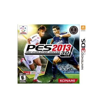 Jogo Pro Evolution Soccer 2013 para Nintendo 3DS - DSPES2013