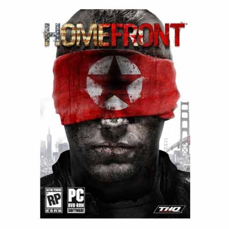 Jogo THQ  Home Front - PCHOMEFRONT