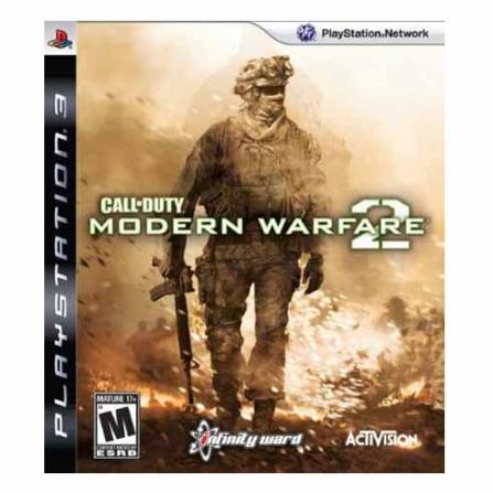 Jogo Modern Warfare 2 para PS3 -  PSCODMODWAR2, GM