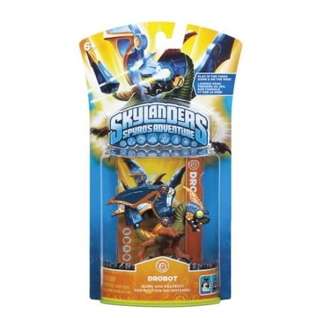Skylanders Sa Drobot Character Pack - SKYLANDROBOT