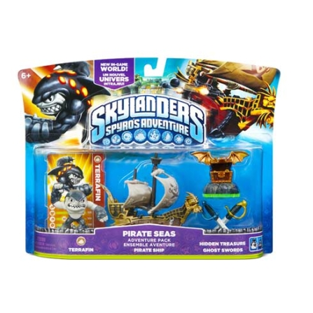 Skylanders Sa Pirate Seas Adventure Pack 1 - SKYPIRATESEA