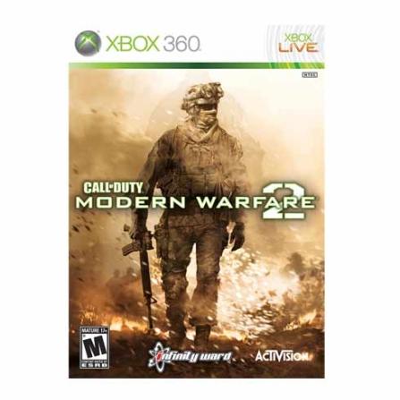 Jogo Modern Warfare 2 para XBOX - XBCODMODWAR2