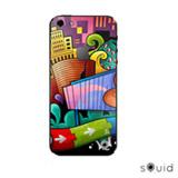 Adesivo para iPhone 5 Marcel Sampa Squid