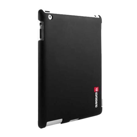 Capa Rígida Preto para iPad 2 Quiksilver