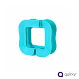 Organizador de Cabos Azul para Macbook Air Quirky
