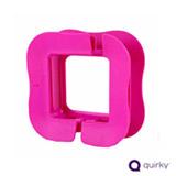 Organizador de Cabos Rosa para MacBook Pro 15' e 17' - Quirky - PRC85PK