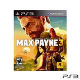 Jogo Max Payne 3 para PlayStation 3