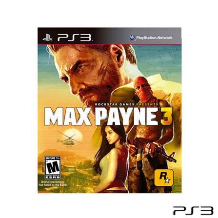 , GM, Ação, PlayStation 3