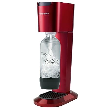 Máquina Sodastream com Gás Genesis 4088930048, Cor Vermelha