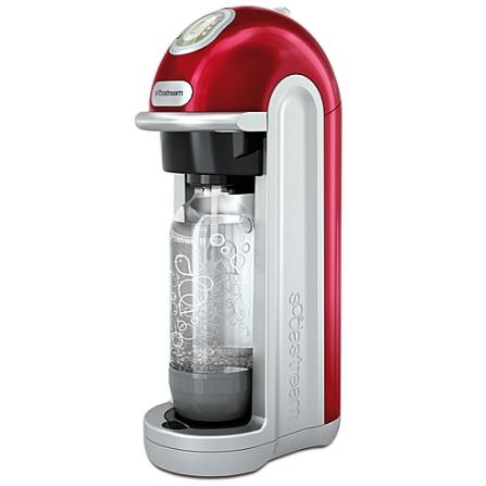 Máquina Sodastream com Gás Fizz 4088930053, Cor Vermelha