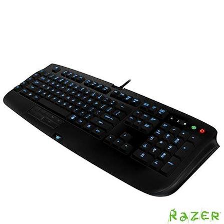 Teclado Razer Anansi MMO Gaming Keyboard para PC