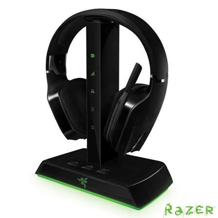 Fone de Ouvido Razer Chimaera 5.1 Headset para XBOX 360 e PC