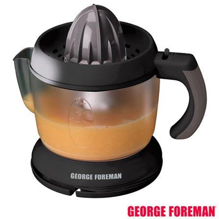 Espremedor de Frutas George Foreman GFJA200B 30W Preto, 110V, 220V