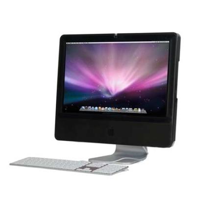 Capa Preta Acrilica para iMac 20