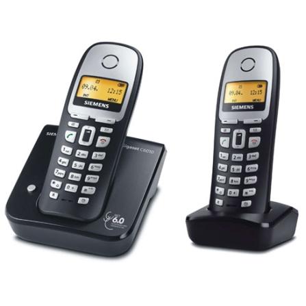 Telefone sem Fio 1.9GHz + 1 Ramal Gigaset Siemens