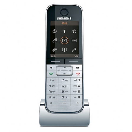 Ramal sem fio DECT 6.0 com Bluetooth e Sincronismo com Outlook / Viva-Voz Digital / Identificação de Chamada / Display C