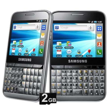 EXCLUSIVO: Smartphone Samsung Galaxy Pro
