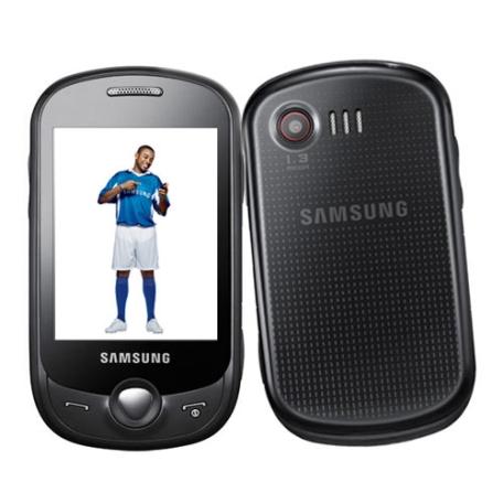 Celular C3510 Star Lite Grava Rádio, Touch Samsung