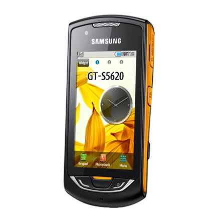 Celular 3G S5620 Star/Tela Touch Samsung+Chip Vivo