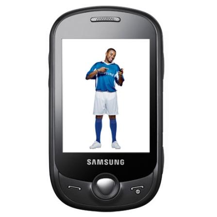 Celular C3510 Star Lite/Touch Samsung + Chip Vivo