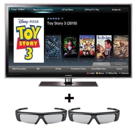 Smart TV LED 46