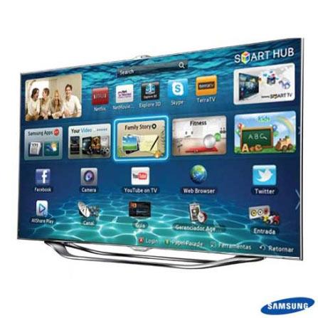 Smart TV 3D Slim LED 46