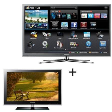 Smart TV Plasma 51
