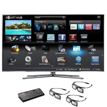 Smart TV LED D8000 55