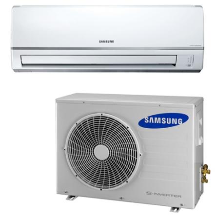 Condicionador de Ar Split Neoforte 12000Btus / Eletrônico / Quente e Frio / Branca - Samsung - AQV12NSBXXAZ, 220V, LA, 12.000 BTUs, Split, 12.000 a 18.500 BTUs
