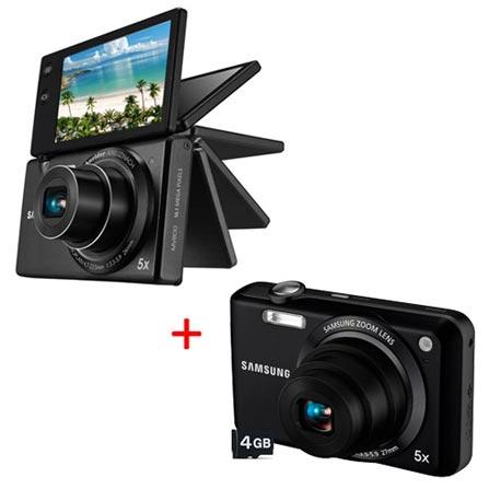 Compre MV800 Preta 4GB e LEVE JUNTO ES68 Preta 4GB, DG