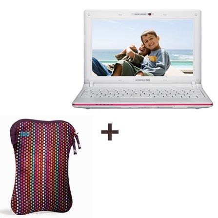 Netbook Atom N450 + Capa