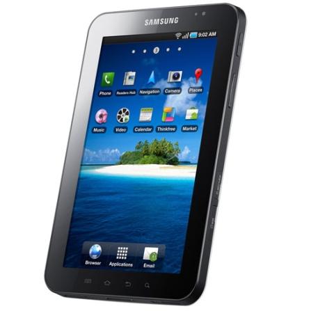 Tablet Galaxy Tab Samsung + Película Case Mate