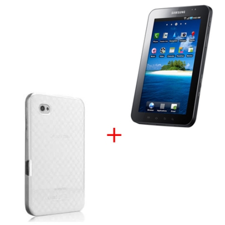 Tablet Samsung Galaxy Tab Wi-Fi  com Display de 7