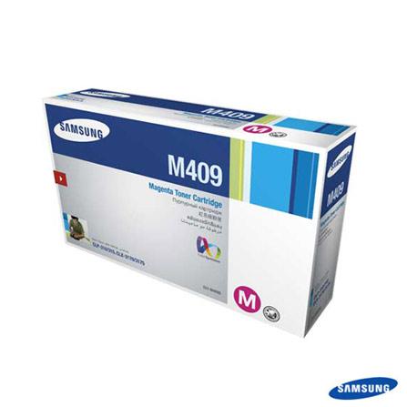 Toner Magenta CLTM409SXAA - Samsung, Toner