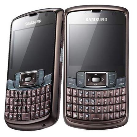 Smartphone Omnia Pro/Windows Mobile/Wi-Fi Samsung, Bivolt, Bivolt, Marrom, 2.3'', True, 1, N, True, True, True, True, True, True, I, Mini Chip