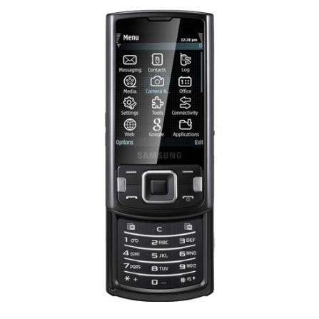 Celular Smartphone GSM i8510 Innov8 Preto com Câmera 8.0MP / MP3 Player / Rádio FM / Bluetooth / Wi-Fi / GPS Integrado /