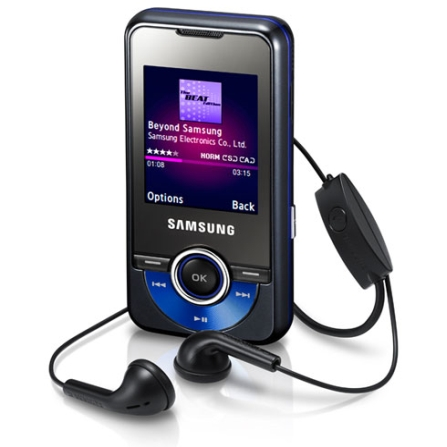 Celular M2710 Beat Twist / Bluetooth / MP3 Samsung
